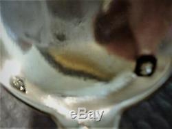 12 cuillères à café, coffee spoon argent massif sterling silver Henri Soufflot