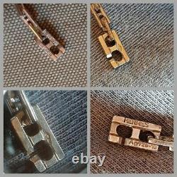 Accessoires HERMES bracelet ARGENT MASSIF vintage silver Bracelet