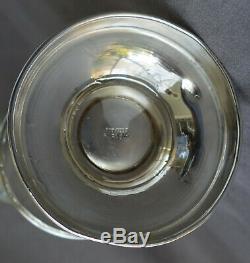 Aiguière Pichet en Argent Massif Sterling Silver 925/1000
