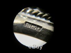 Ancien Bracelet Ethenique Egypte Argent Massif Bangle Armband Solid Silver