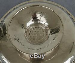 BALTENSPERGER Coupe & Thaler 1761 Zürich Argent Massif Sterling Silver Suisse
