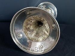 CALICE ARGENT Daté / Dated 1877 SUISSE SILVER CHALICE SWIZERLAND WINTERTHUR