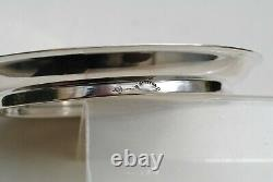 COUPELLE EN ARGENT MASSIF ITALIE ARMOIRIES Sterling Silver Cup Italy