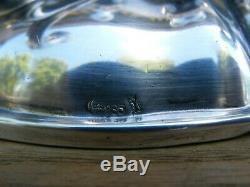 Candélabre 5 Feux en Argent Massif Silver Silber