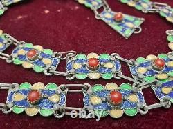 Ceinture Kabyle Berbere Argent Bijou Silver Belt Jewel Algerie