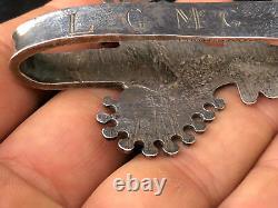 Chatelaine Argent Massif XIX ème Siècle Bijoux Régional Provence Antique Silver