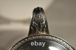 Chocolatiere Ancien Argent Massif Antique Solid Silver Chocolate Pot Lefebvre