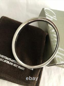 Christofle. Bracelet JONC Argent massif 925 SILVER Modèle RARE