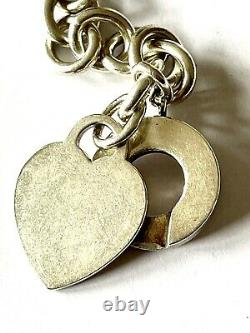 Collier Coeur tiffany and co 925 Silver Argent