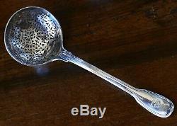 Cuillère à sucre, argent, armoiries Paris Louis XV Sugar silver spoon 18th