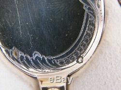 Cuillères à Glace en Argent Massif Perles Silver Silber Orfèvre E & R Altenloh