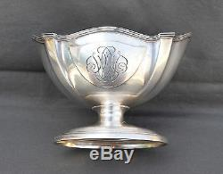 GORHAM VIDE POCHE COUPE ARGENT MASSIF (sterling silver cup)