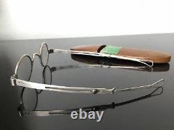 Lunettes Anciennes Argent Massif Binocles 1819-1838 Silver Binoculars 19thC