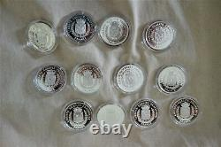 Monnaie argent massif silver oz once France victorieuse lot 12 commémorative