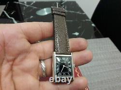 Montre CARTIER mécanique en argent massif 0.925, Vintage Watch CARTIER silver