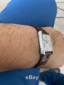 Montre Cartier Ref 2414 Montre En Argent 925 Must De Cartier Cartier Silver