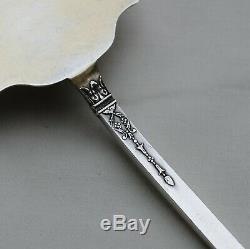 PELLE A GLACE EN ARGENT MASSIF VERMEIL EMPIRE Sterling Silver Ice Cream Server
