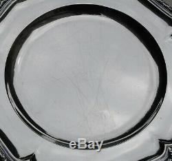 PLAT DE PRESENTATION ARGENT MASSIF LOUIS XVI Sterling Silver Presentation Dish 2
