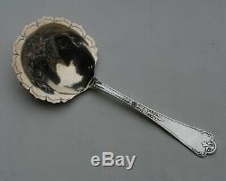 PUIFORCAT FERRURES PELLE A FRAISES ARGENT MASSIF Sterling Silver Berry Spoon