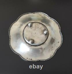 Plat Ancien Argent massif 84 PERSE SILVER PERSIAN PLATE DISH
