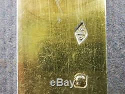QUEILLÉ (Ex-LAPPARRA) Ménagère Vermeil Minerve 3,6kg French antique silver