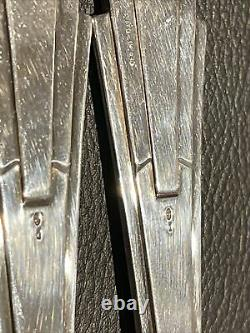 RARE COUVERTS Cartier table ARGENT MASSIF 925 Silver cartier