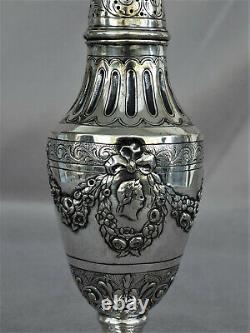 SAUPOUDREUSE en Argent Massif Silver Sprinkler Allemagne XIX siècle