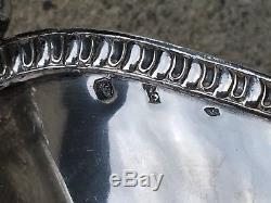 Sauciere dauphin argent massif charles x gravy sauceboat silver courtois
