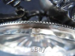 Sucrier argent massif orfevre Fray Martial sterling silver sugar bowl
