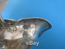 Superbe Sauciere En Argent Massif French Solid Sterling Silver Sauceboat