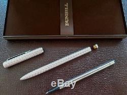 Superbe Stylo DUNHILL Argent massif 925 / DUNHILL Sterling silver pen 925