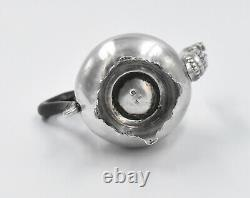 THEIERE VERSEUSE ARGENT MASSIF MINERVE ORF M FRAY french silver teapot XIX EME