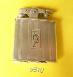 TIFFANNY briquet à essence en argent massif sterling silver petrol lighter