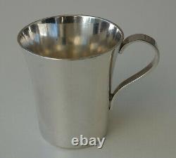 TIFFANY & Co Tasse en Argent Massif 925/1000 Baby Cup Sterling Silver
