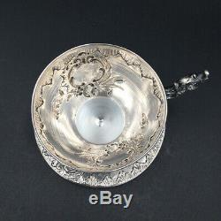 Tasse Argent Massif Viennois Rocaille Style LOUIS XV XIXè Sterling Silver Cup