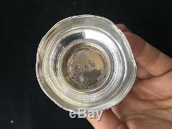 Timbale Argent Massif 18 ème XVIII Silver Cup Paris 1789