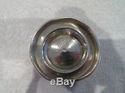 Timbale tulipe argent XVIIIème Paris 1723 (french silver 950 goblet) b64