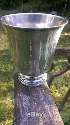 Timballe En Argent Massif XVIII Fermiers Genereaux Silver Cup