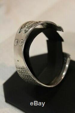 Toulhoat Bracelet Sirene Argent Massif Bretagne Celtique Silver