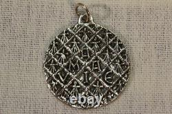 Toulhoat Grande Medaille Anne De Bretagne Argent Massif Neuf Silver Bretagne